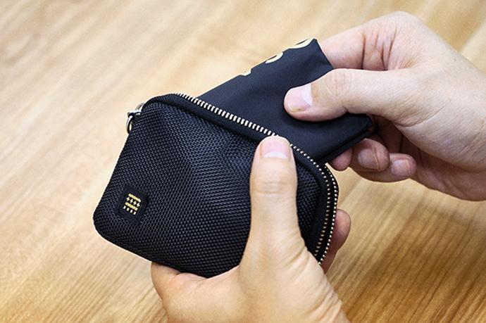 NYLON ULTRALIGHT BAG 専用ポケット